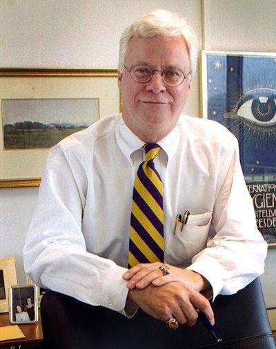 James Pavitt